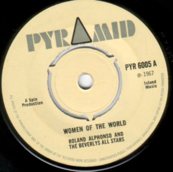 Roland Alphonso - Women Of The World / The Kisses