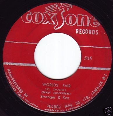 Roland Alphonso - Worlds Fair / Tall In The Saddle