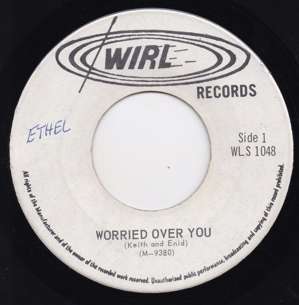 Roland Alphonso - Worried Over You / Tear Up