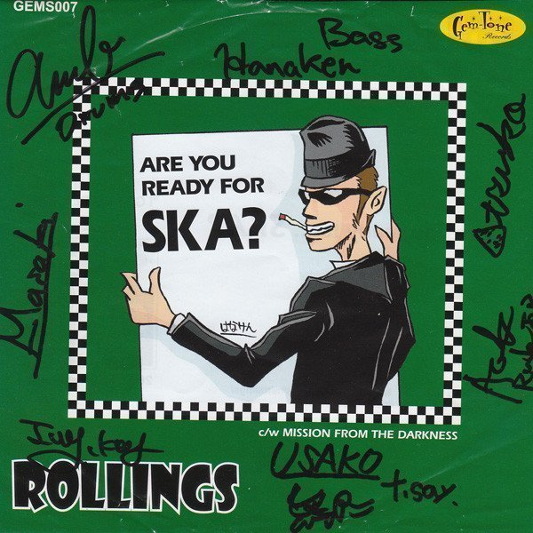 Rollings - Are You Ready For Ska?