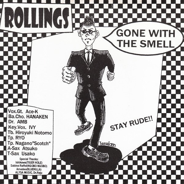 Rollings - Gone With The Smell / Skanon