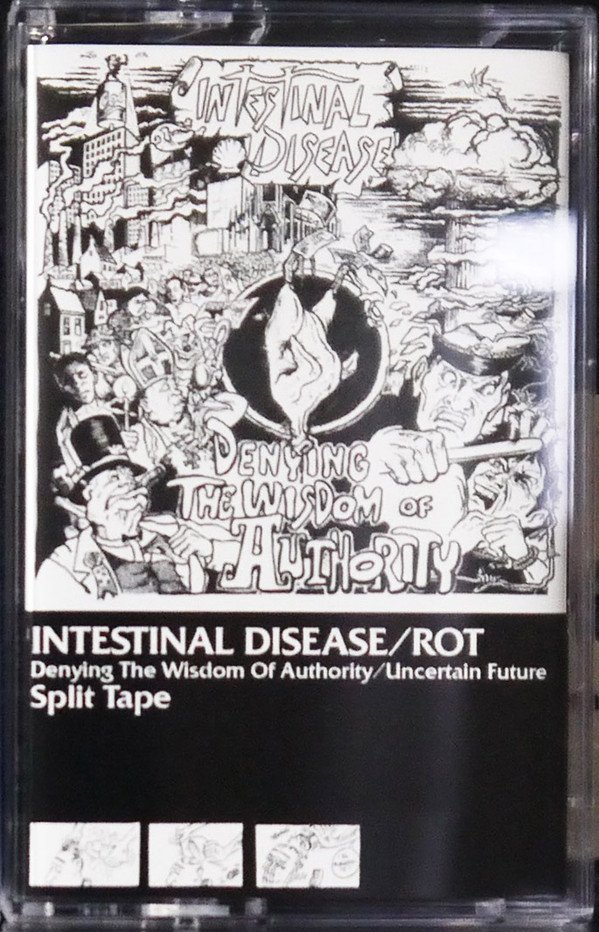ROT - Denying The Wisdom Of Authority / Uncertain Future
