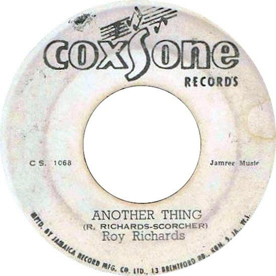 Roy Richards - Another Thing