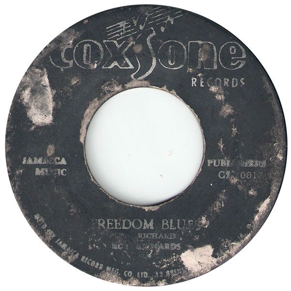 Roy Richards - Freedom Blues / First Time I Met You