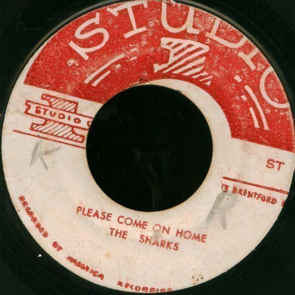 Roy Richards - Please Come On Home / Rubber Dub