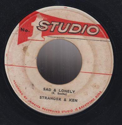 Roy Richards - Sad & Lonely / Connection
