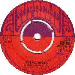 Ruddy And Sketto Baron Twist And His Knights - Every Night