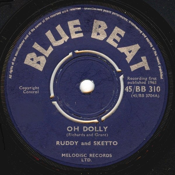 Ruddy And Sketto Baron Twist And His Knights - Oh Dolly / You