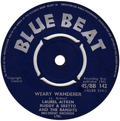 Ruddy And Sketto Baron Twist And His Knights - Weary Wanderer / Jenny Jenny