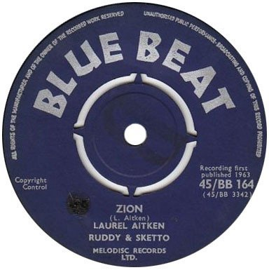 Ruddy And Sketto Baron Twist And His Knights - Zion / Swing Low Sweet Chariot