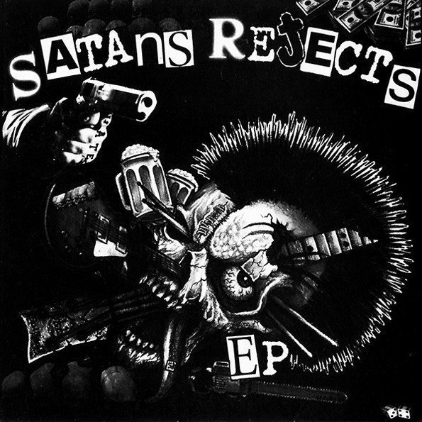 Satans Rejects - EP