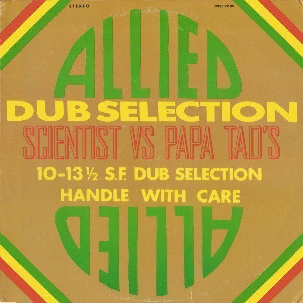 Scientist - Allied Dub Selection