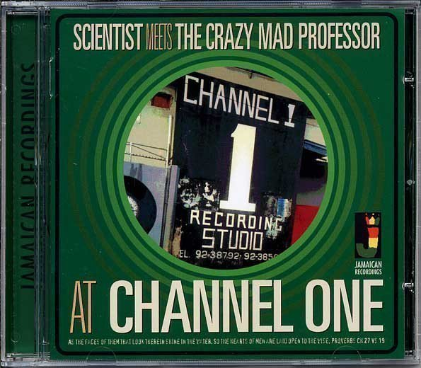 Scientist - At Channel One