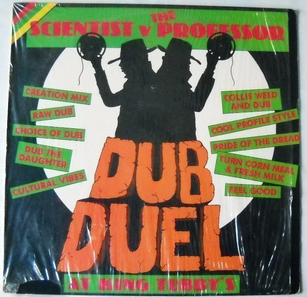 Scientist - Dub Duel At King Tubby