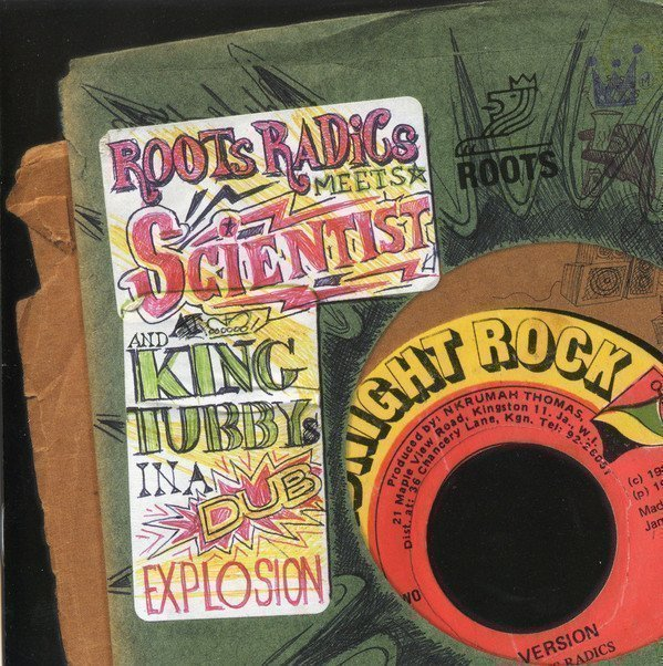 Scientist - In A Dub Explosion