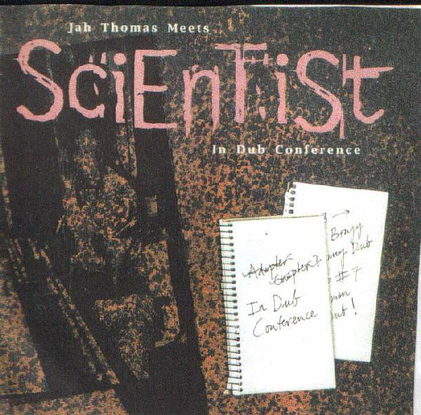 Scientist - In Dub Conference