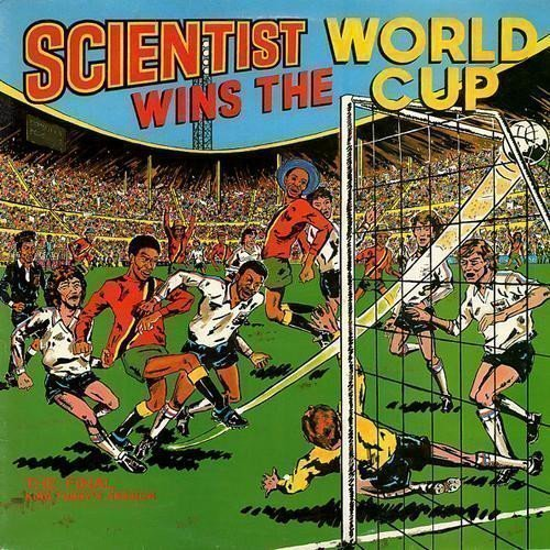 Scientist - Scientist Wins The World Cup