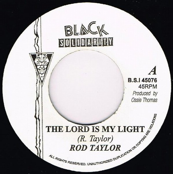 Scientist - The Lord Is My Light / King Tubby