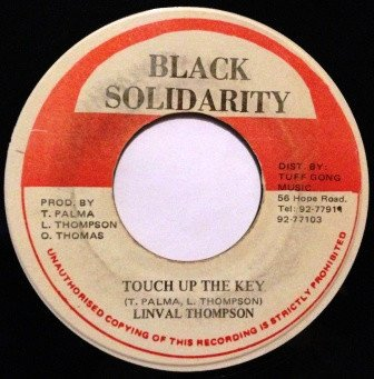 Scientist - Touch Up The Key