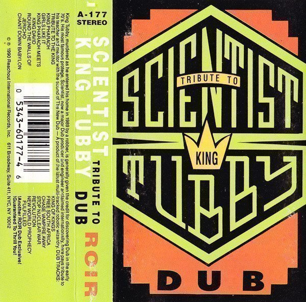 Scientist - Tribute To King Tubby Dub