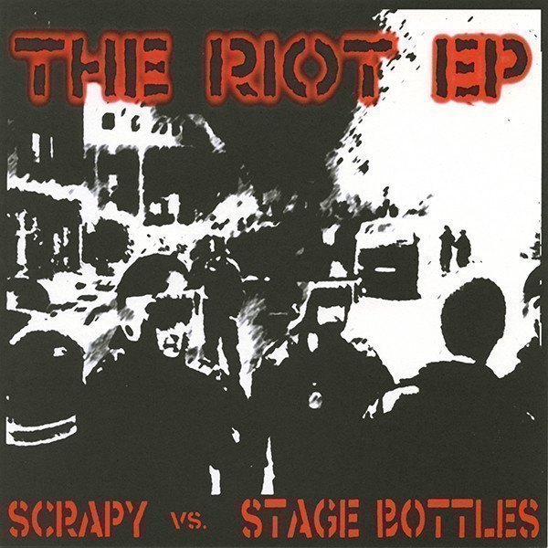 Scrapy - The Riot EP