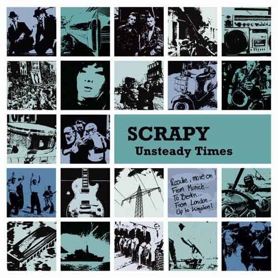 Scrapy - Unsteady Times