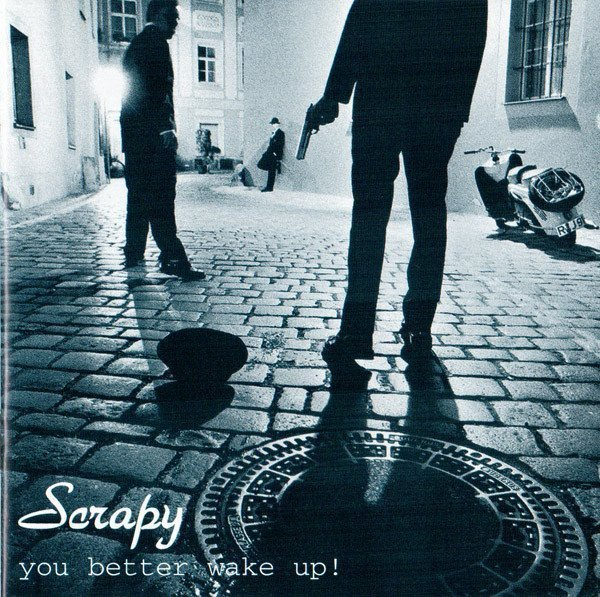 Scrapy - You Better Wake Up!