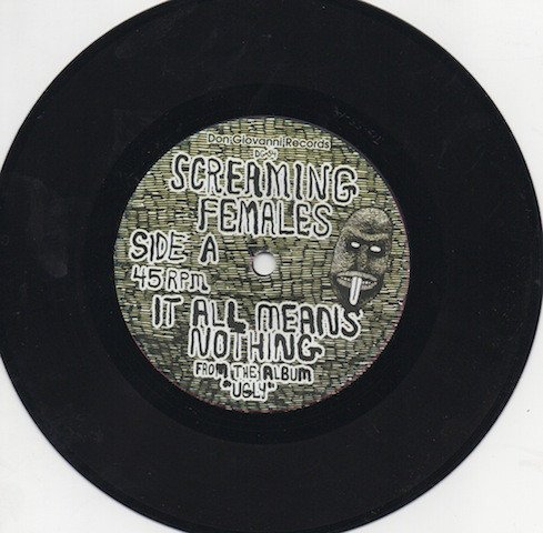Screaming Females - It All Means Nothing
