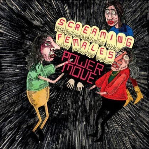 Screaming Females - Power Move