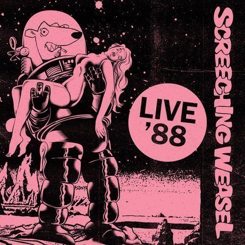 Screeching Weasel - Live