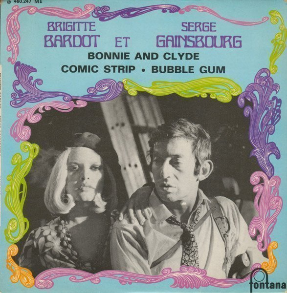 Serge Gainsbourg - Bonnie And Clyde