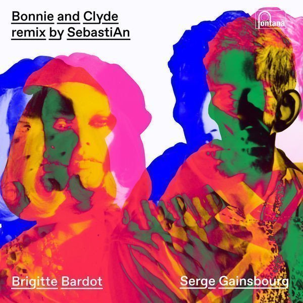 Serge Gainsbourg - Bonnie And Clyde (Arse Remix)