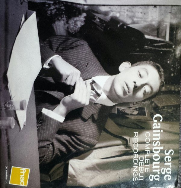 Serge Gainsbourg - Complete Debut Recordings