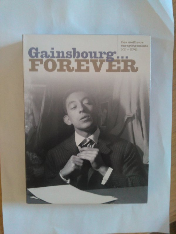 Serge Gainsbourg - Gainsbourg... Forever