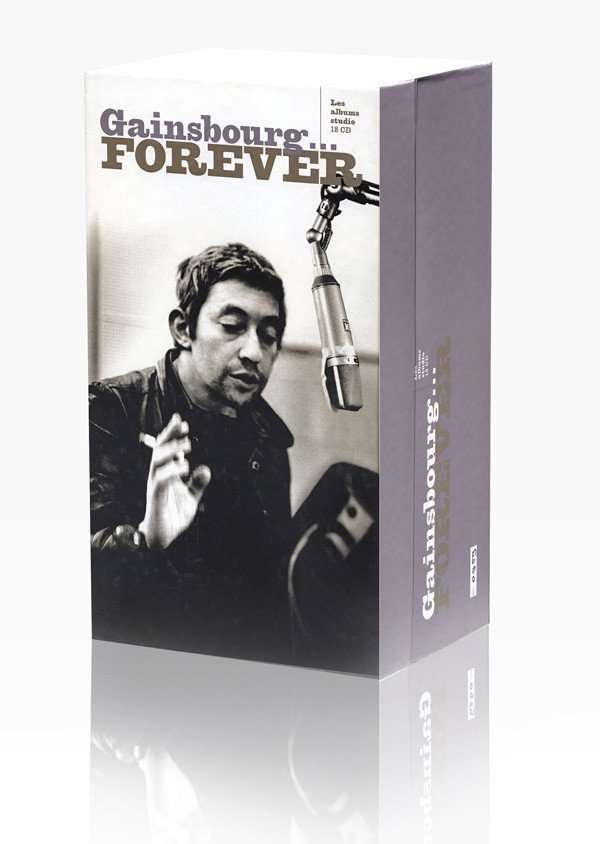 Serge Gainsbourg - Gainsbourg… Forever