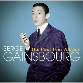 Serge Gainsbourg - His First Four Albums
