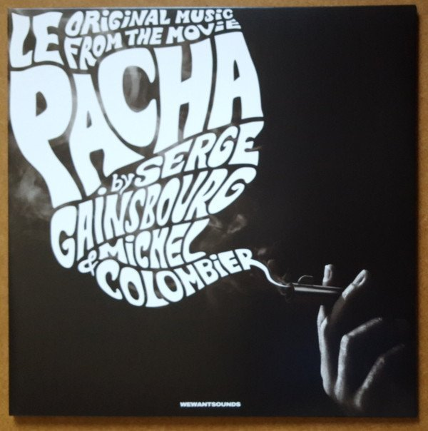 Serge Gainsbourg - Le Pacha (Original Music From The Movie)
