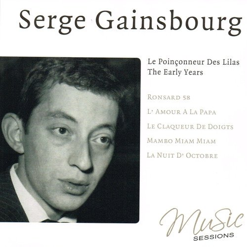 Serge Gainsbourg - Le Poinçonneur Des Lilas - The Early Years
