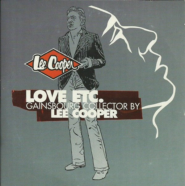 Serge Gainsbourg - Love Etc. Gainsbourg Collector By Lee Cooper