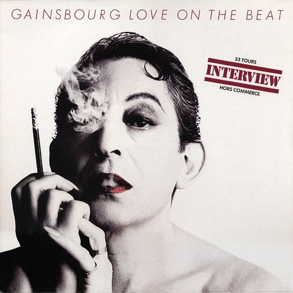 Serge Gainsbourg - Love On The Beat (Interview)