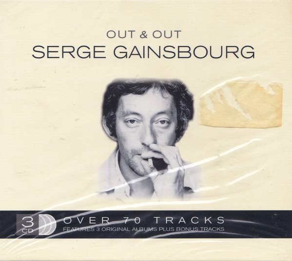 Serge Gainsbourg - Out & Out