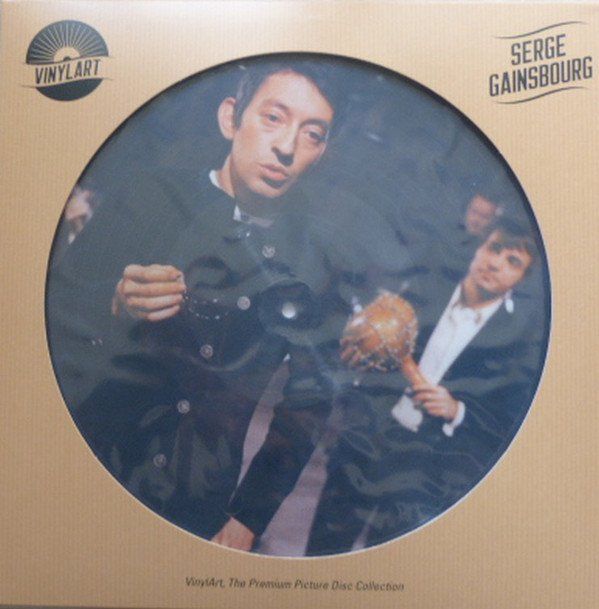 Serge Gainsbourg - The Premium Picture Disc Collection
