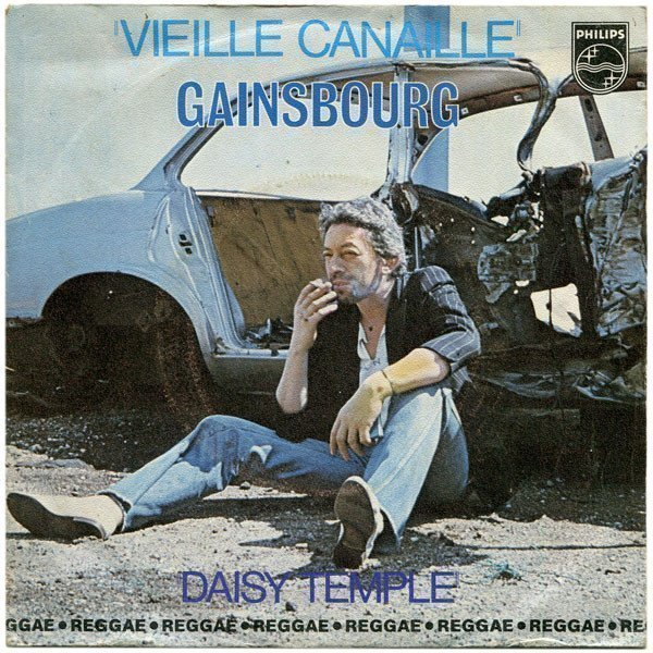 Serge Gainsbourg - Vieille Canaille / Daisy Temple