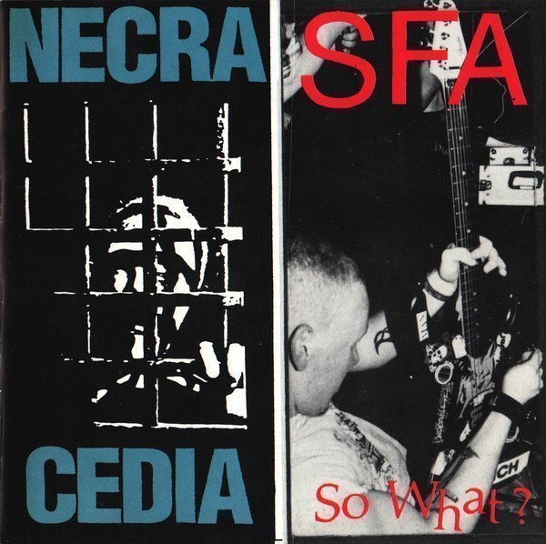 Sfa - So What / Now I See Clearly