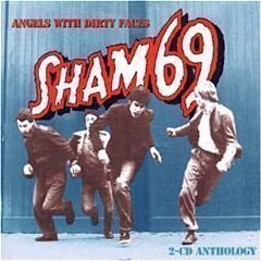 Sham 69 - Angels With Dirty Faces 2-CD Anthology