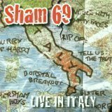 Sham 69 - Live In Italy