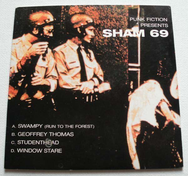 Sham 69 - Swampy (Run To The Forest)