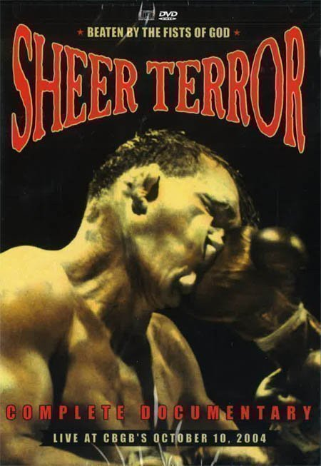 Sheer Terror - Beaten By The Fists Of God - Live At CBGB