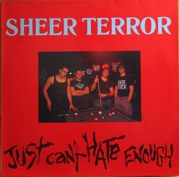Sheer Terror - Just Can