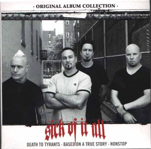 Sick Of It All - Original Album Collection